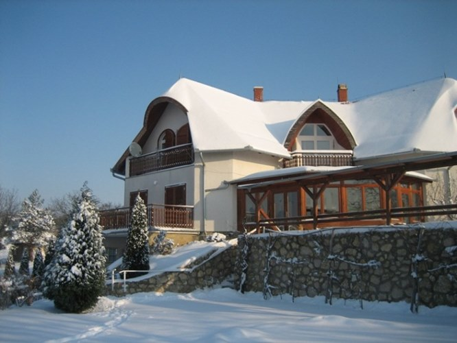 Large family house near Heviz